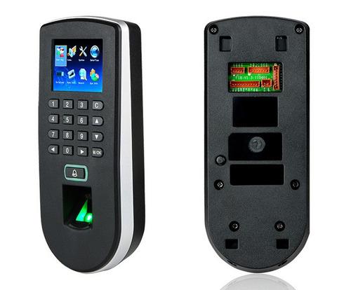 control acceso reloj personal zk  huella f19   zkteco®