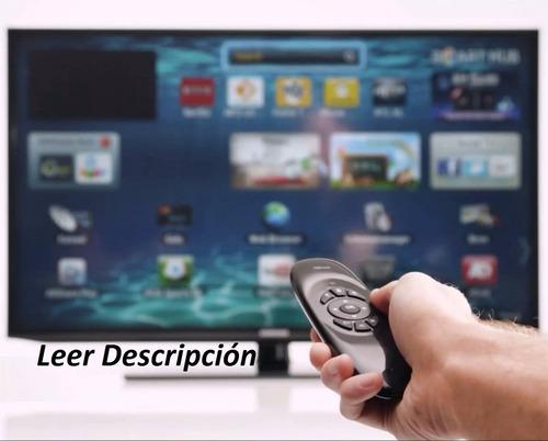 control air mouse con teclado o microfono pc smart tv