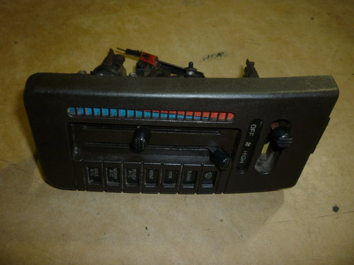 control aire acondicionado chevrolet astro 95 97 importado