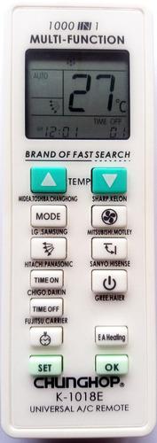 control aire acondicionado chunghop producto original