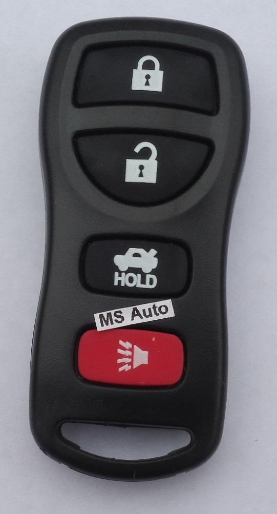 Control Alarma Nissan Tiida 2007, 2008, 2009, 2010, 2011 ...