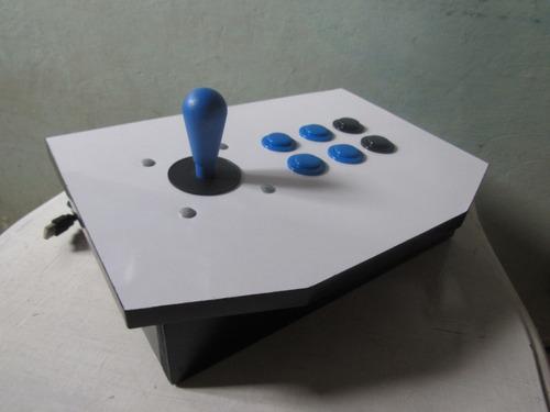control arcade, fightstick, palanca para pc y ps3
