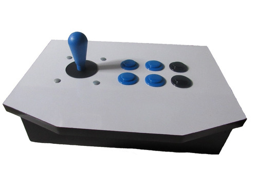 control arcade, fightstick, palanca para pc y ps3