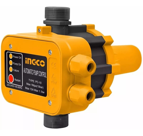 control automatico bomba de agua press control presostato