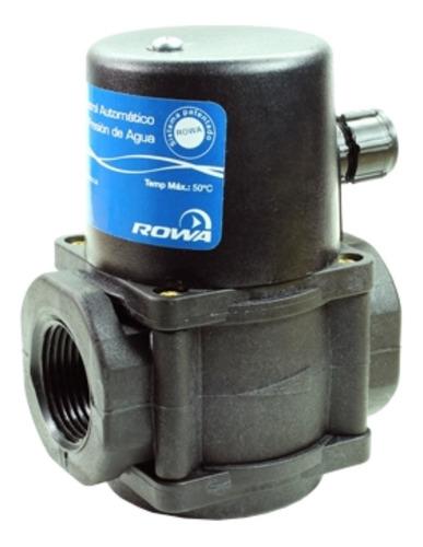 control automático de presión para bomba rowa flp plástico