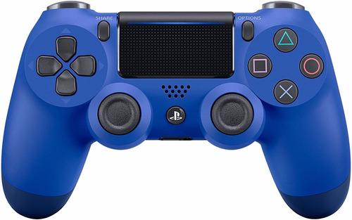 control azul ps4 segunda gen dualshock 4 nuevo original