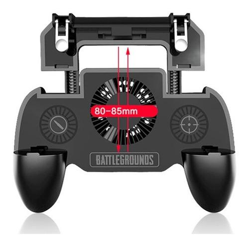control bateria cooler botones gatillos l1r1 free fire pubg