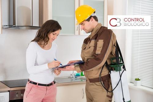 control biológico - fumigaciones hogar negocio y oficinas