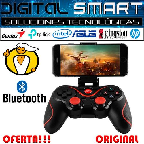 control bluetooh x3 para celular android e ios, pc