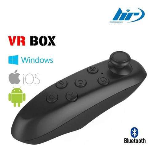 control bluetooth gamepad vr box, smartphone pc android ios
