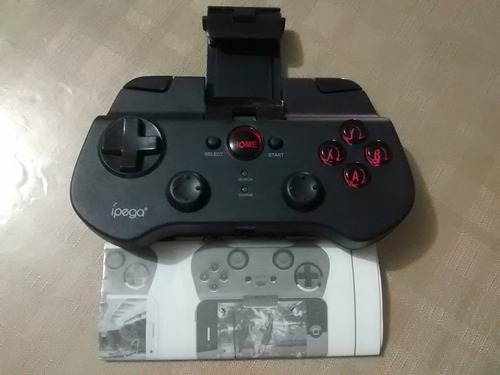 control bluetooth ipega palanca para juegos y emuladores