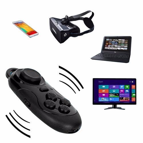 control bluetooth para gafas 3d y celulares 5 en 1