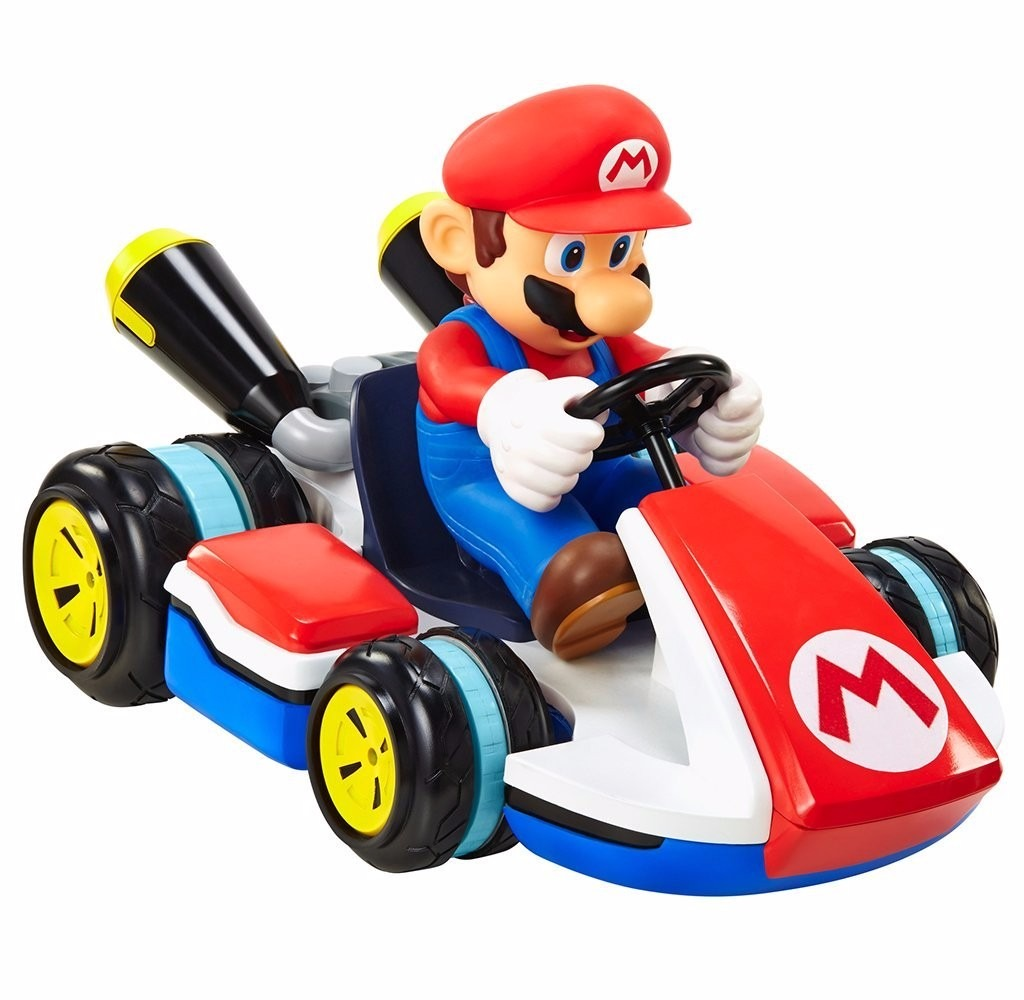 mario kart 8 radio control carro antigravedad control remoto 2 en mercado libre. Black Bedroom Furniture Sets. Home Design Ideas