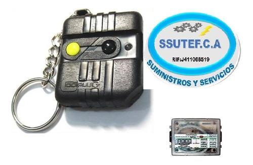 control codiplug unik saw para portones,