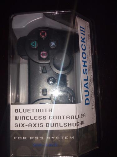 control compatible con ps3 inalámbrico  10mil envío gratis