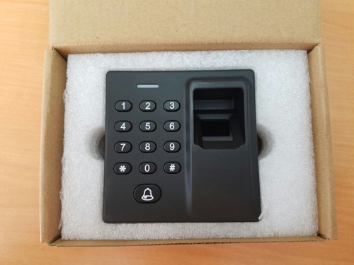 control de acceso biométrico interior