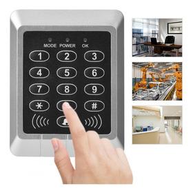 Control De Acceso De Huellas Dactilares, Sistema De Control