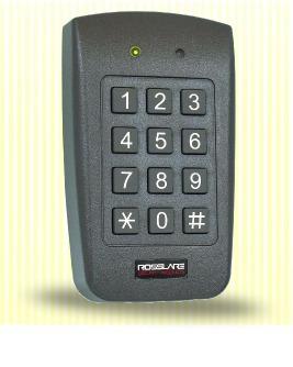 control de acceso teclado digital 500 usuarios acf44 autonom