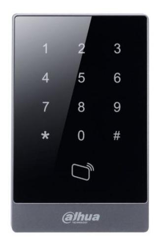 control de accesos clave y tarjetas  13.56mhz dahua asr1101a