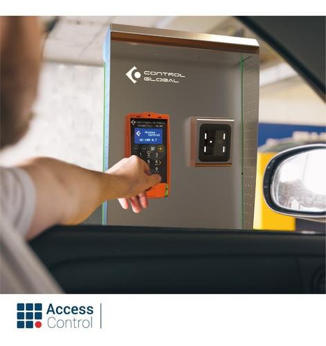 control de accesos - sistema integral