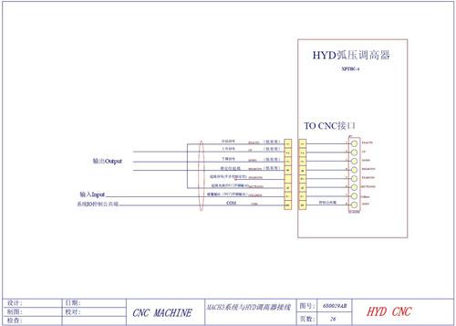 control de altura cnc plasma xpthc4 incluye motor