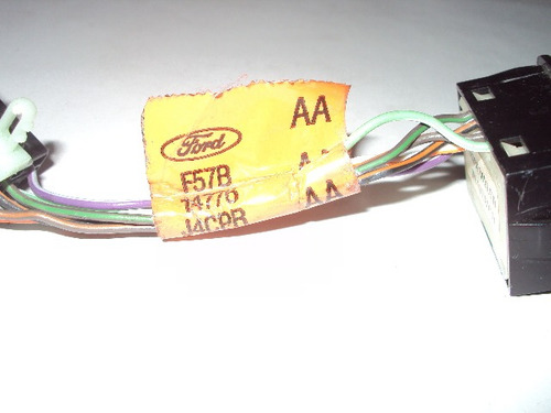 control de asiento ford, lincoln 97-2003