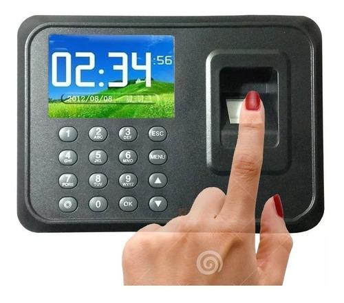 control de asistencia biometrico digital capta huella