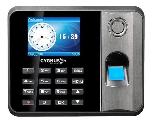 control de asistencia huella y tarjeta cygnus (act-101)