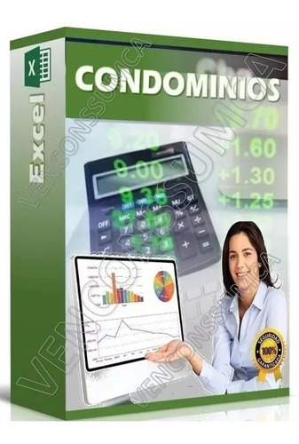 control de condominios en excel recibos ingresos r m