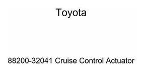 Toyota 88200-32041 Cruise Control Actuator