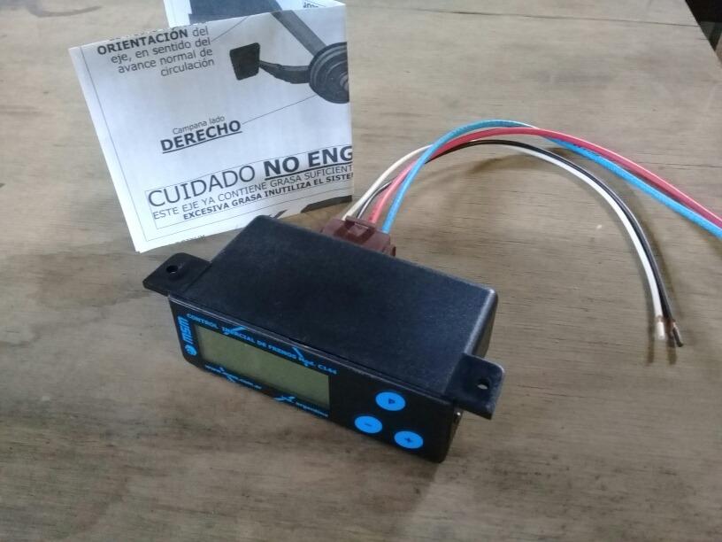Control De Frenos Electricos Para Trailers