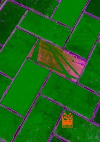 control de fuente utilizando superficies permeables