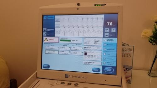 control de marcapasos, cdi, resincronizadores - cardiopeco