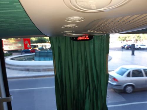 control de micros de viaje, documentación legal vigente