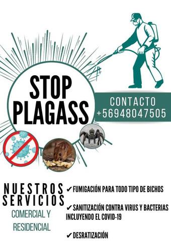 control de plagas fumigacion y sanitizacion
