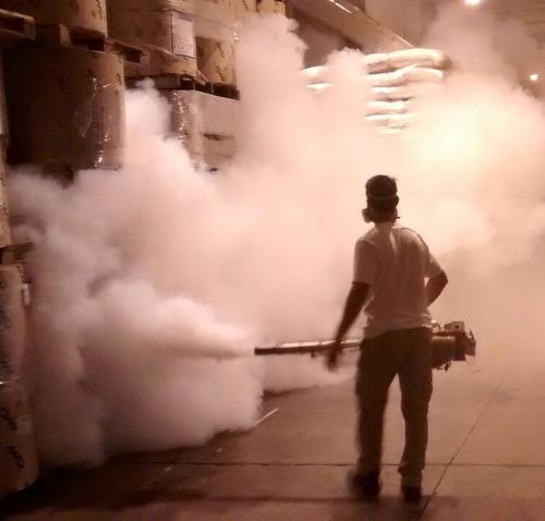 control de plagas fumigaciones desinfección roedores hogares