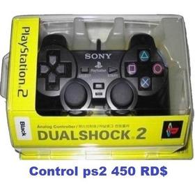 Control De Ps2 Dualshock 2