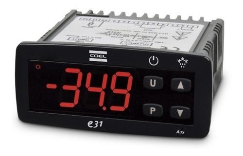 control de temperatura e31cr coel