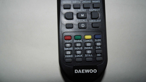 control directo para pantallas daewoo...