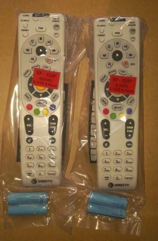 control directv rc66rx original nuevos.