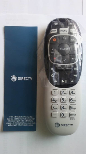 control directv rc73 - 3 unidades