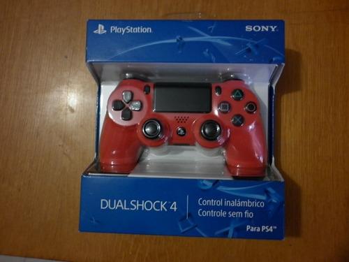 control dualshock 4 para el play station 4