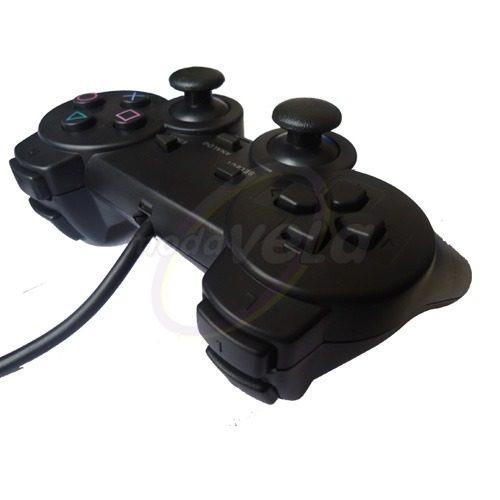 control dualshock para ps2 play station 2