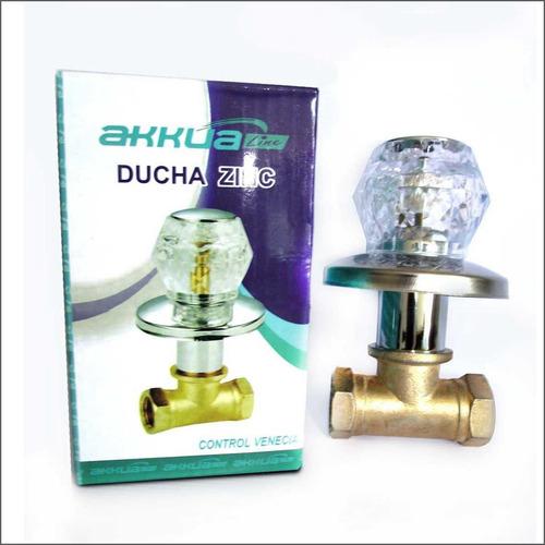 control ducha metalico akkualine sv004 (ue=60)