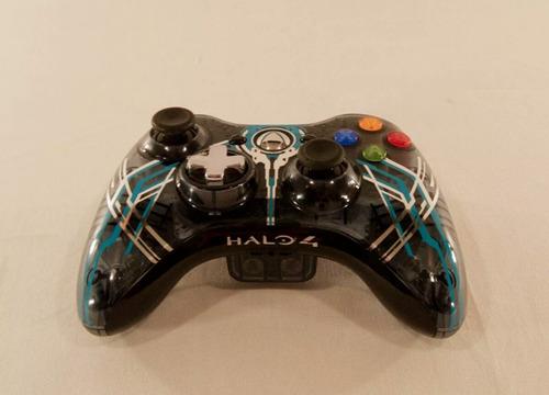 control edicion halo4