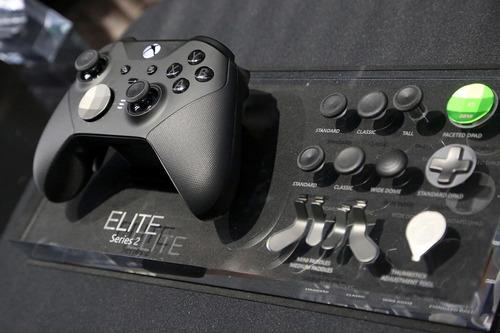 control élite xbox one serie 2 nuevo sellado
