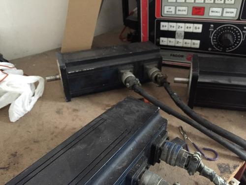 control fagor completo incluye motores,cables y láder l