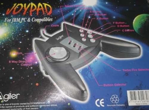 control - gamepad - game port
