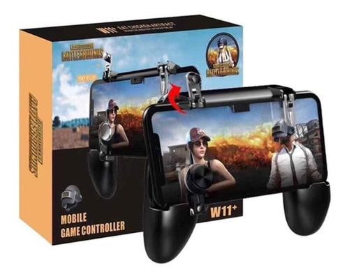 control gamepad mobile w11+ con gatillos para juegar fortnit