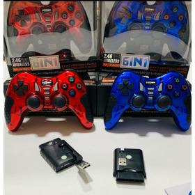 Control Gamer Inalambrico Universal Para Pc/ps2/ps3